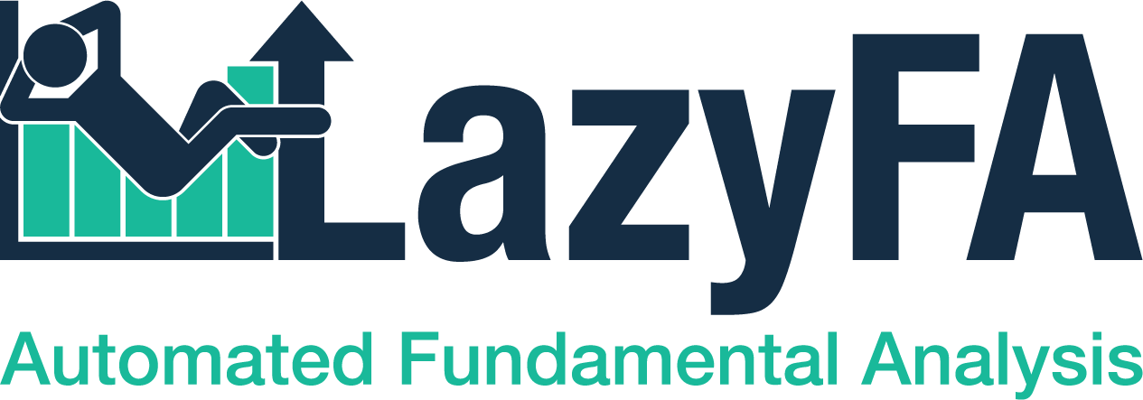 LazyFA - Stock Market Research and Analysis